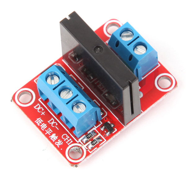 Buy One Way Solid State Relay Module For Arduino