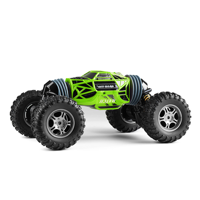 1/8 1823-5 2.4G 4WD Deformation RC Racing Car Doble-Roll Climbing Stunts Off-Road Vehicle Toys
