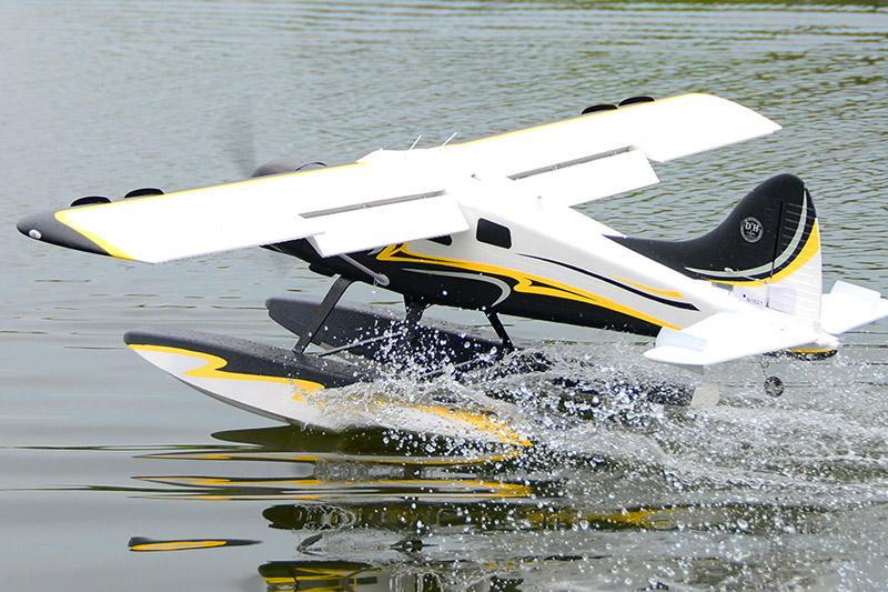 FMS Beaver DH-2 2000mm Wingspan RC Seaplane Airplane PNP - Photo: 11