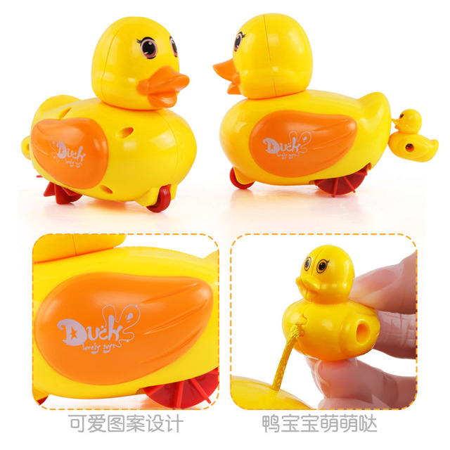 Baby Bath 1-5 Years Old Toy Pull Line Toy Children Bath Baby Play Water Toys Bath Water And Land Dual-use