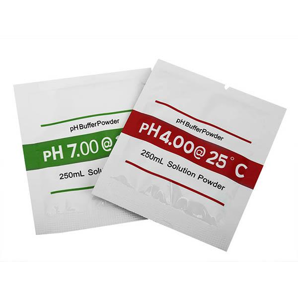Buy 2Bags PH4.00 PH7.00 Buffer Powder For PH Test Meter Measure Calibration Solution