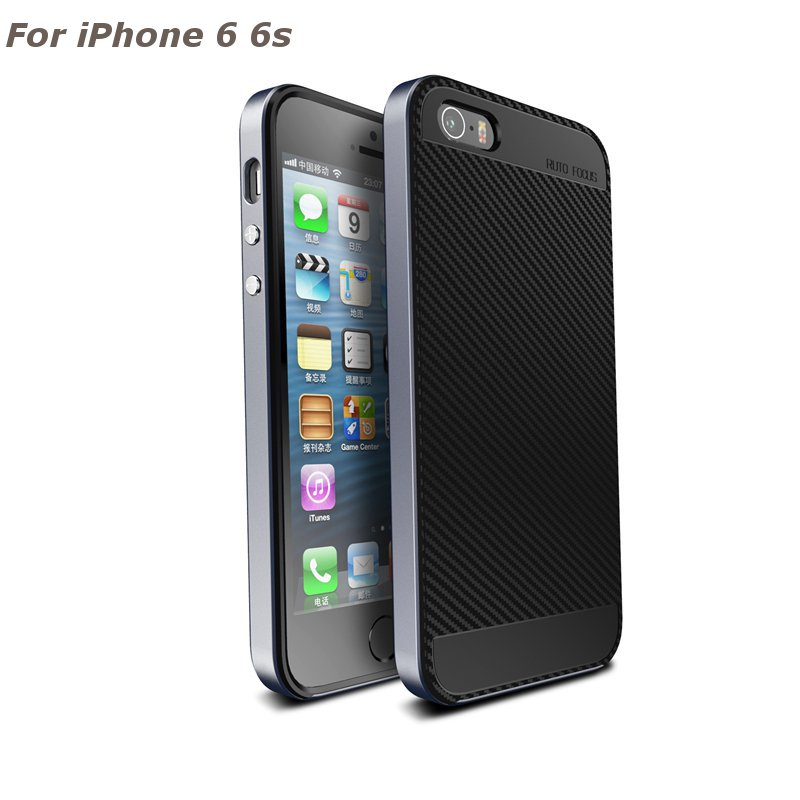 Luxury Ucase 2 In 1 TPU PC Dual Protection Shockproof Case ...