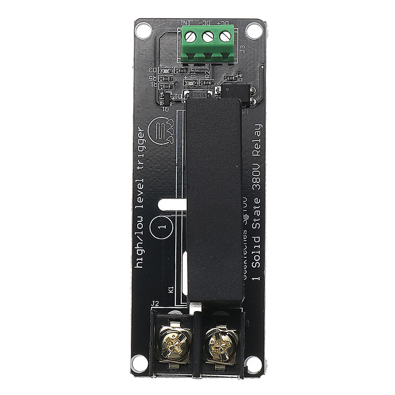 380V 8A 124 Channel Solid State Relay Board SSR Switch Controller