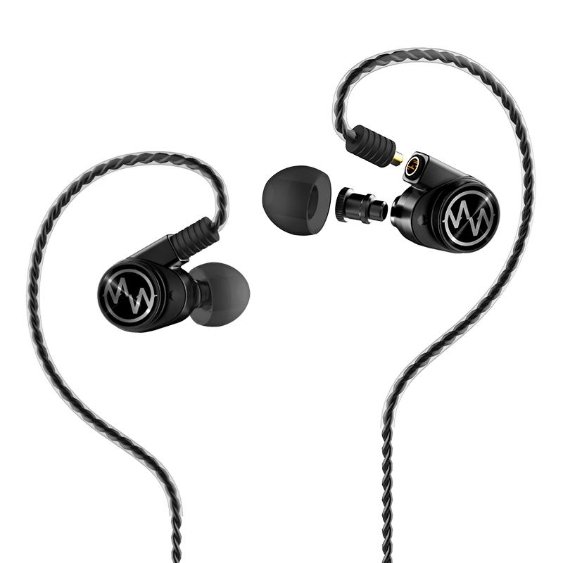 Controladoreshíbridos GuacamayoGTSBoquillade ajuste de armadura equilibrada dinámica Auricular Auriculares para celular