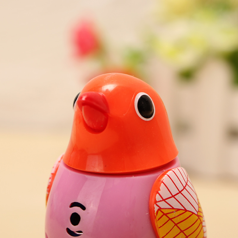 Voice Birds Whistles Induction Companion Bird Children Toys Random Color - Photo: 3