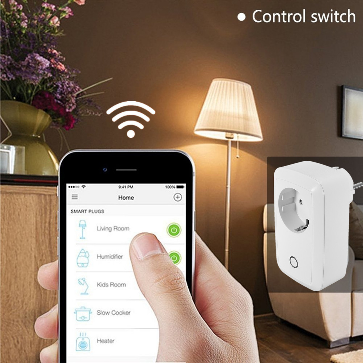 APP Remote Control Switch