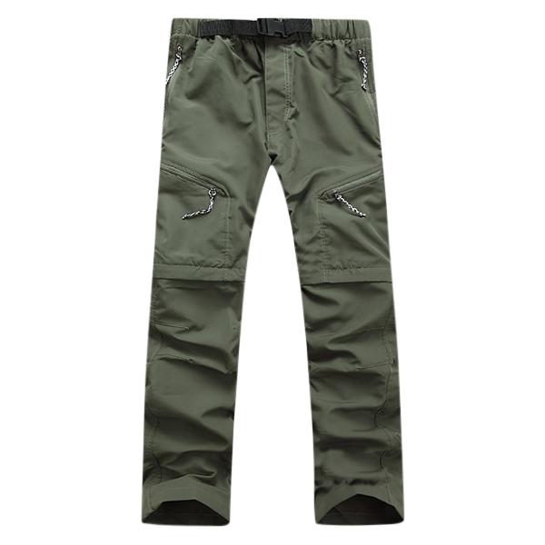 outdoor quick drying two detachable shorts pants men u0026 39 s