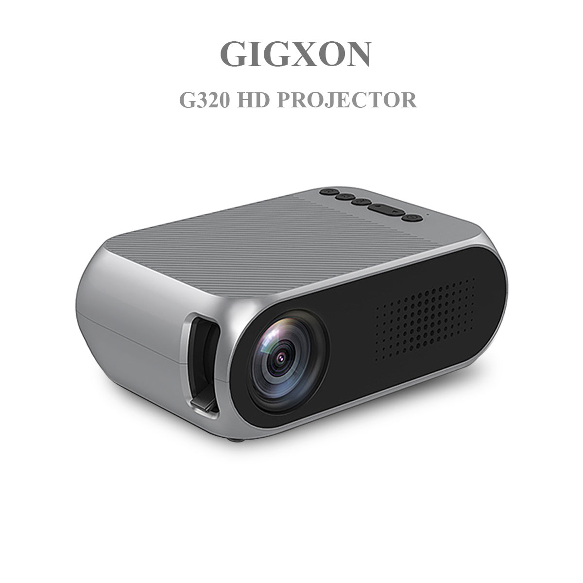 G320 HD 1080P LED The Most Cost-Efficient High Resolution