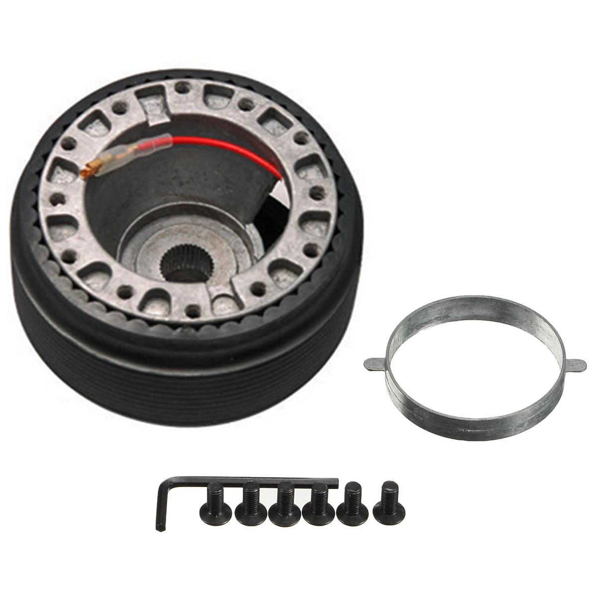Steel Ring Wheel Racing Hub Adapter N-7 Boss Kit For NI