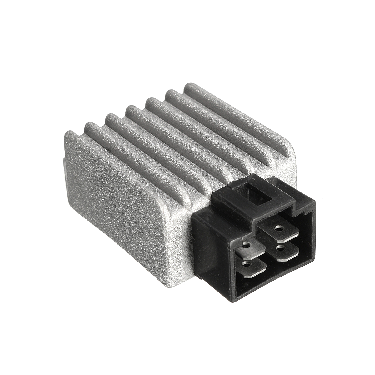 4 Pin 12v Voltage Regulator Rectifier For Gy6 50cc 125cc 150cc Moped Scooter Atv Sale