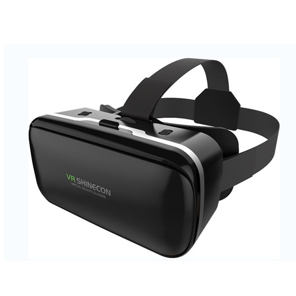 VR Shinecon G04 Virtual Reality 3D Glasses With Headset For 3.5-6  Inches Smartphones