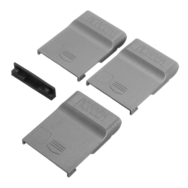 Dust-proof Battery Protectors Body Cover Protective Kit for DJI Spark Drone