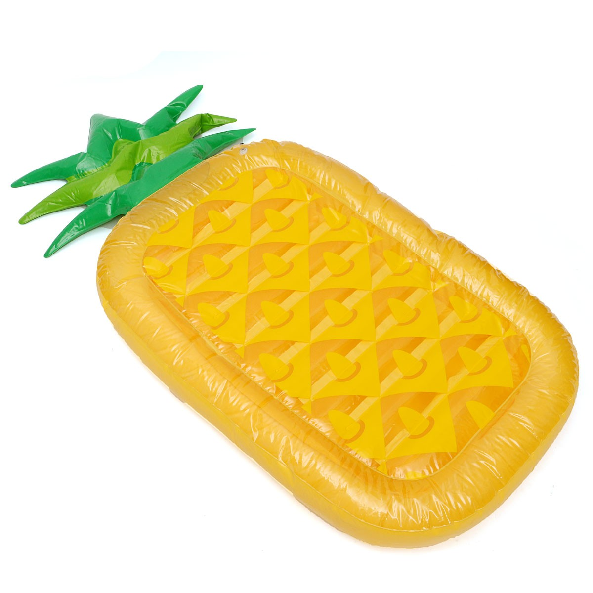 Water Giant Inflatable Pineapple Lounge Float Bed Raft