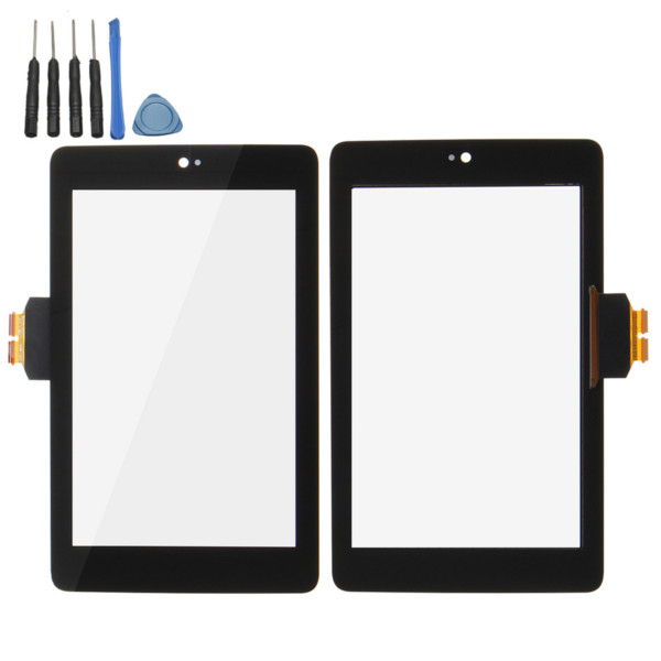 Touch Screen Digitizer Glass Replacement +Tools For Asus Google Nexus 7 2012 1st Gen
