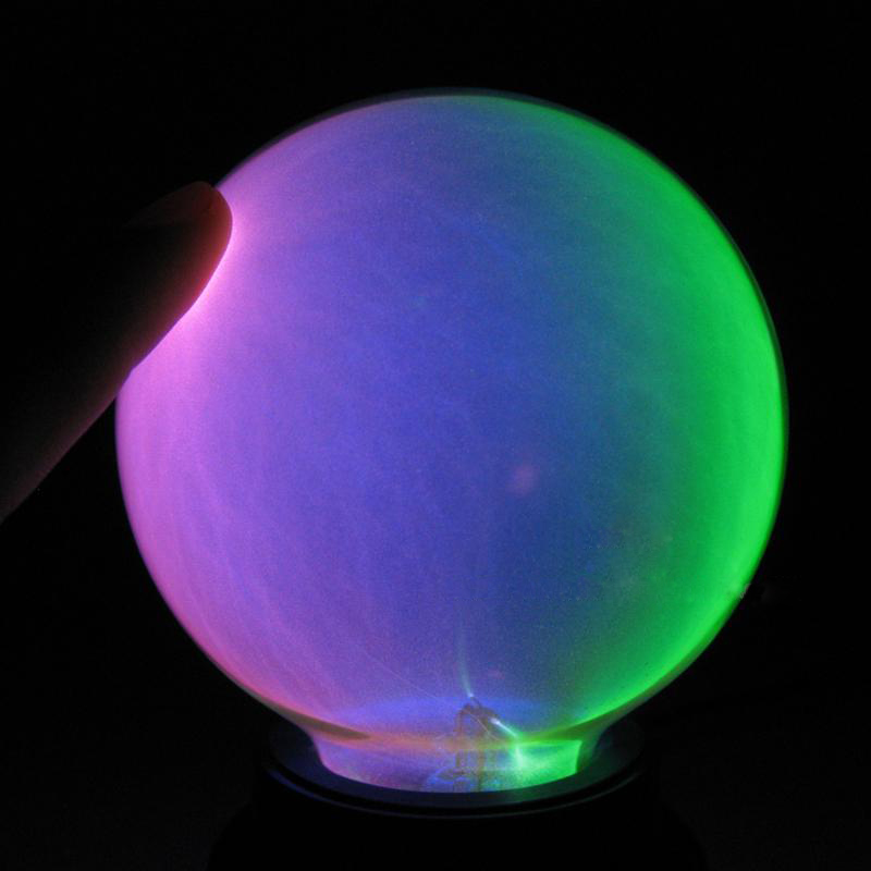 Mokiki Colorful Electrostatic Ball Science and Discover Original Joking Toys Gifts for Children - Photo: 4