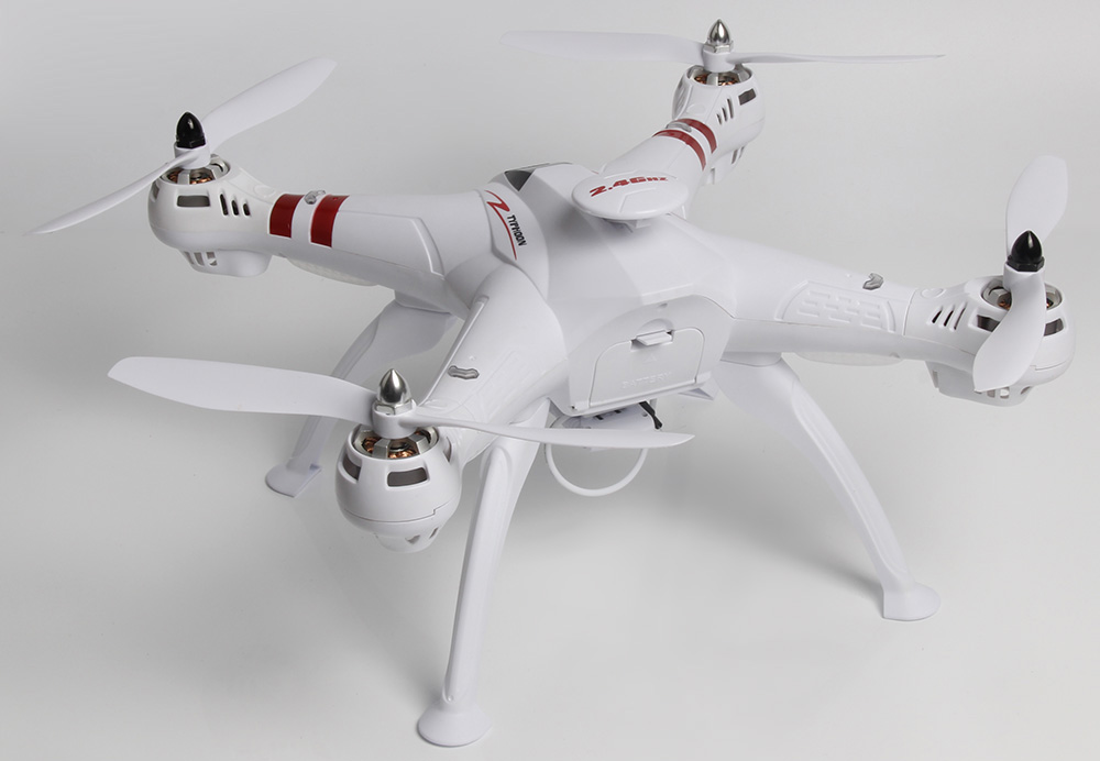 BAYANGTOYS X16 With 2MP Camera 2.4G 4CH 6Axis RC Quadcopter RTF