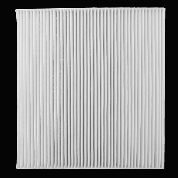 Car Fiber Cabin Air Filter White For Jeep Cherokee 2015