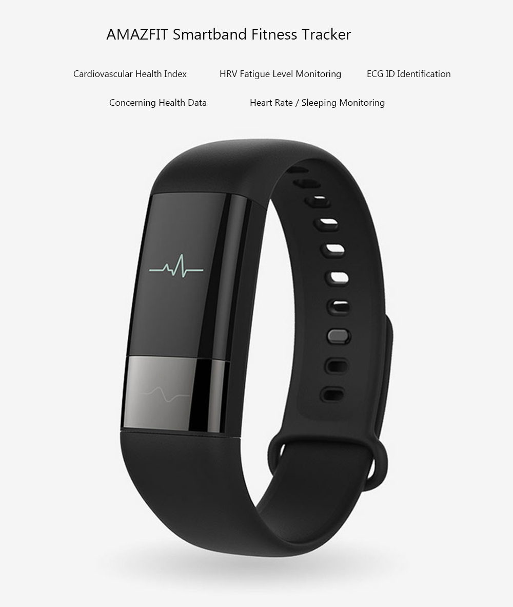 Xiaomi AMAZFIT Smart Watch Bluetooth 4.0 Heart Rate