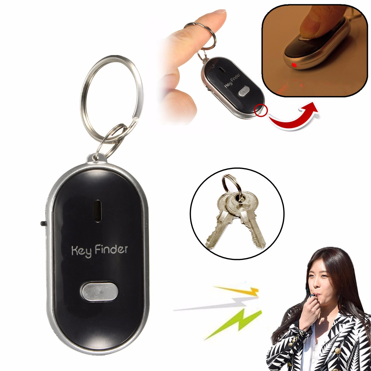 how to find a lost kluger key