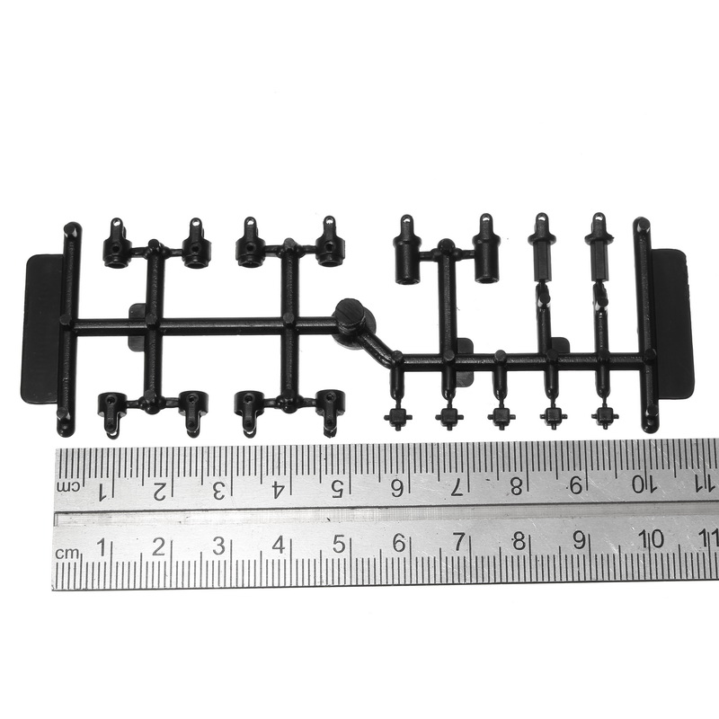 Orlandoo Hunter 35A01 1/35 KIT RC Car Parts  Short Driven Linkage OHPCC52002 - Photo: 7