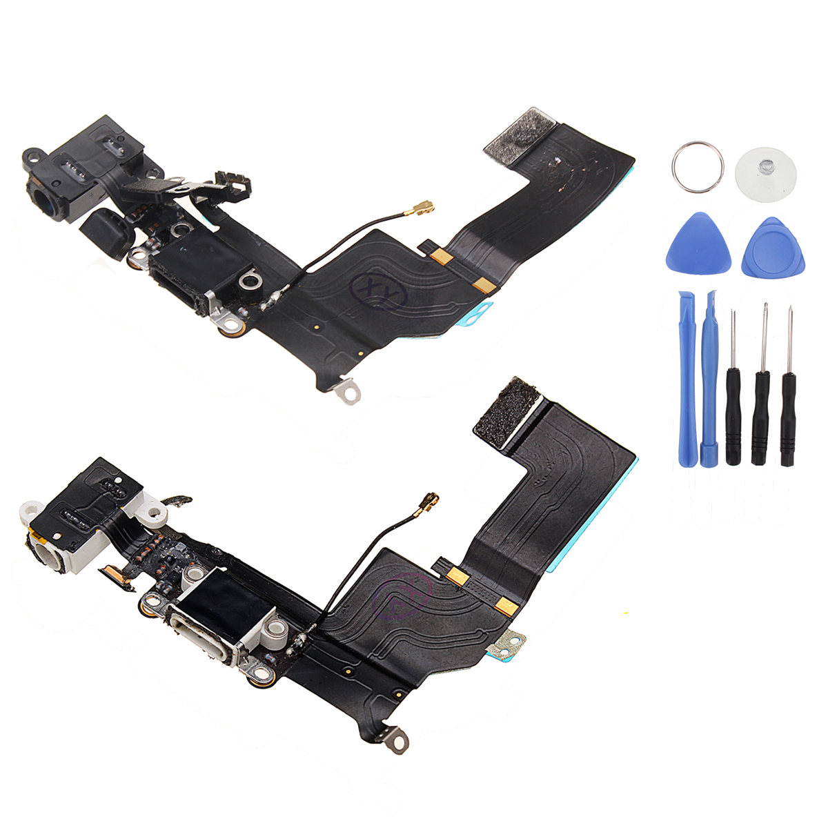 Outside Telephone Cable Repair Kit : Other parts charging port dock connector flex cable