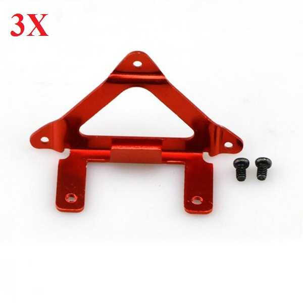 3X Camera Fixing Mount Red for Tiny Whoop Inductrix Blade Eachine E010 E010C E010S EF-01 Camera