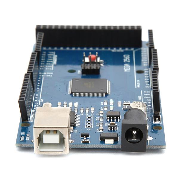 Arduino: Arduino Mega 2560 based on Atmel AVR A