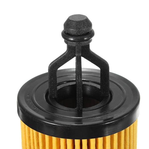 Oil Filter Cartridges Gaskets For Ram Chrysler Dodge Jeep