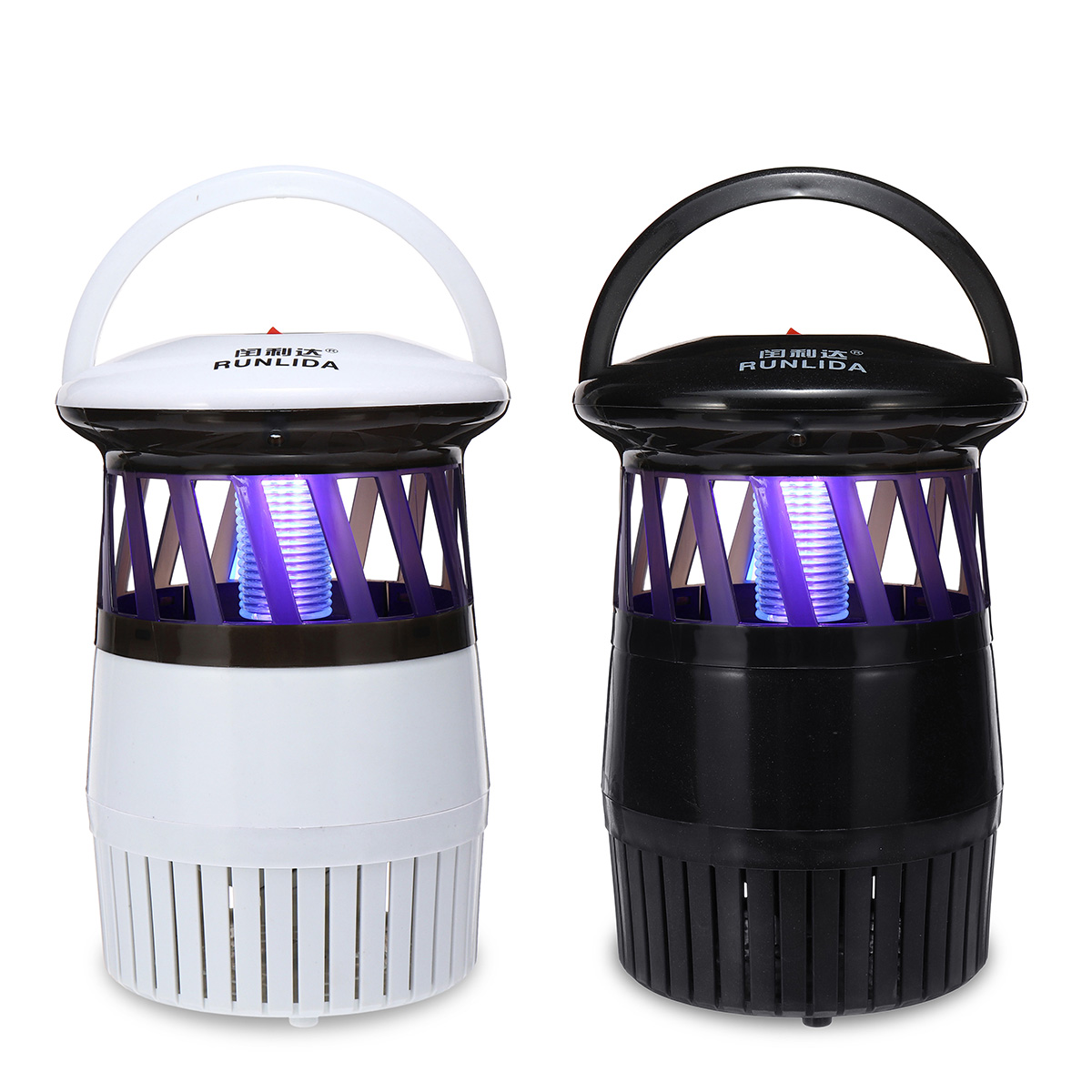 5V USB Electric Mosquito Dispeller LED Light Killer Insect Fly Bug Zapper Trap Lamp SKU961781