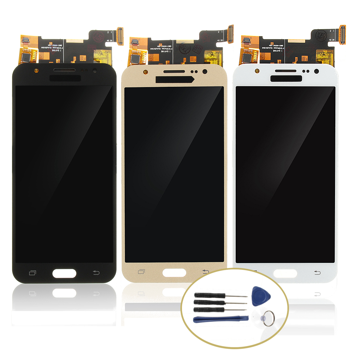 LCD Touch Screen Digitizer Assembly Repair Tools for Sa