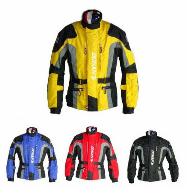 Men Motorcycle Street Bike Racing Jacket Clothing for DUHAN 023