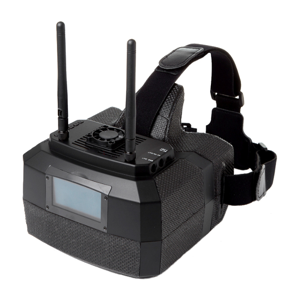 Skyzone GS500 5.8G 48CH Raceband Diversity FPV Goggles 5 Inches 800*480 HDMI Video Glasses - Photo: 3
