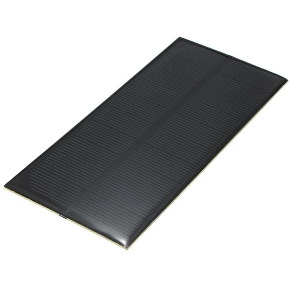 5V 1.5W Monocrystalline 150MM x 69MM 300MA Mini Solar P