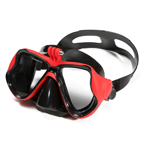 Diving GlassesHead Wearing Diving Mask