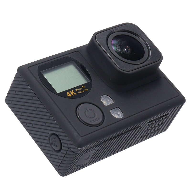 XANES D3-10 Allwinner V3 4K 8MP Wifi Action Camera 170° Ultra-wide Lens Mini Recorder Sport Camera