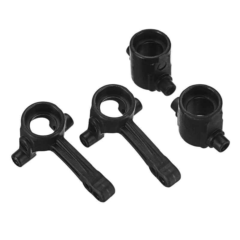 Steering Cup Post Hub Suite For PRC 1/18 RC Crawler QX-4 Remote Control Car Bulk Parts