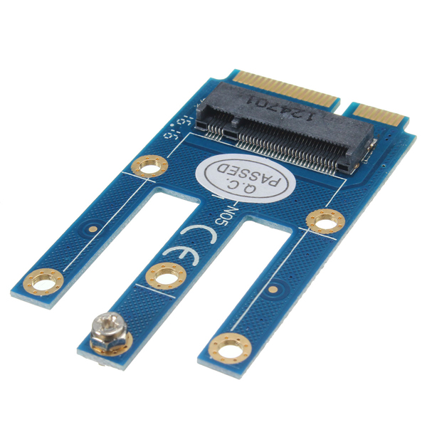 SRAPC043 Mini PCIe to NGFF Adapter For M.2 Wifi Bluetoo
