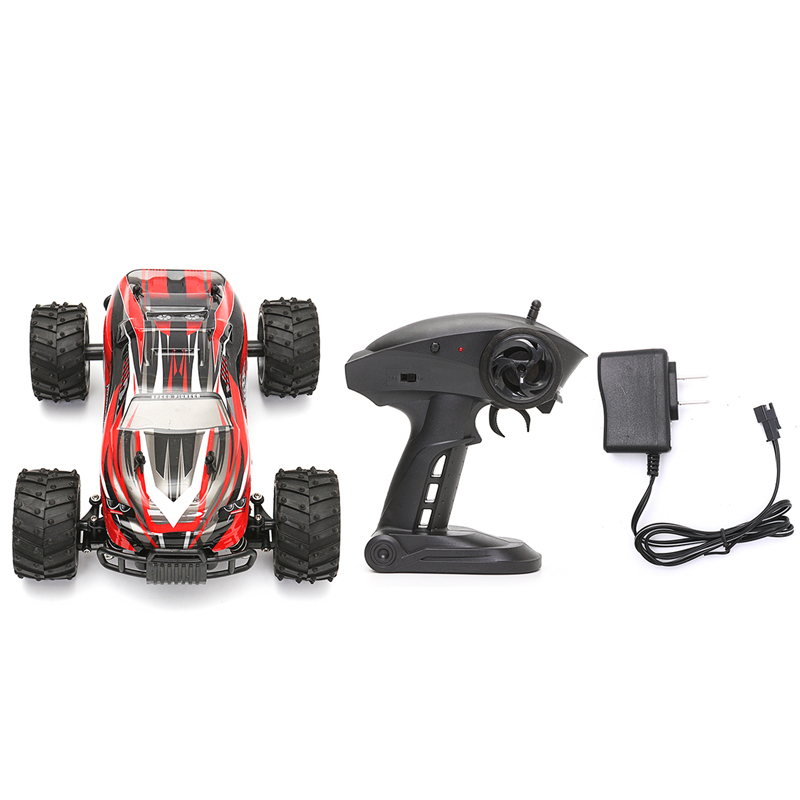 2.4GHz 4WD High Speed Racing Car Rock Crawler 1/16 Scale Remote Control RC RTR Car