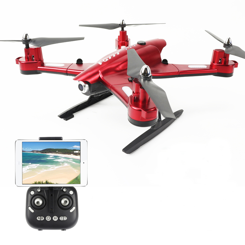FQ777 FQ02W Wifi FPV With 3D Foldable Arm Altitude Hold 2.0MP Camera Headless Mode RC Quadcopter RTF