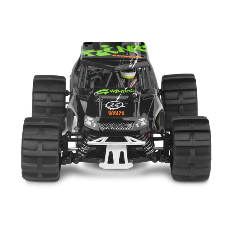 WLtoys A979-2 1/18 2.4G 4CH 4 WD High Speed 45km/h Buggy Crawler RC Car