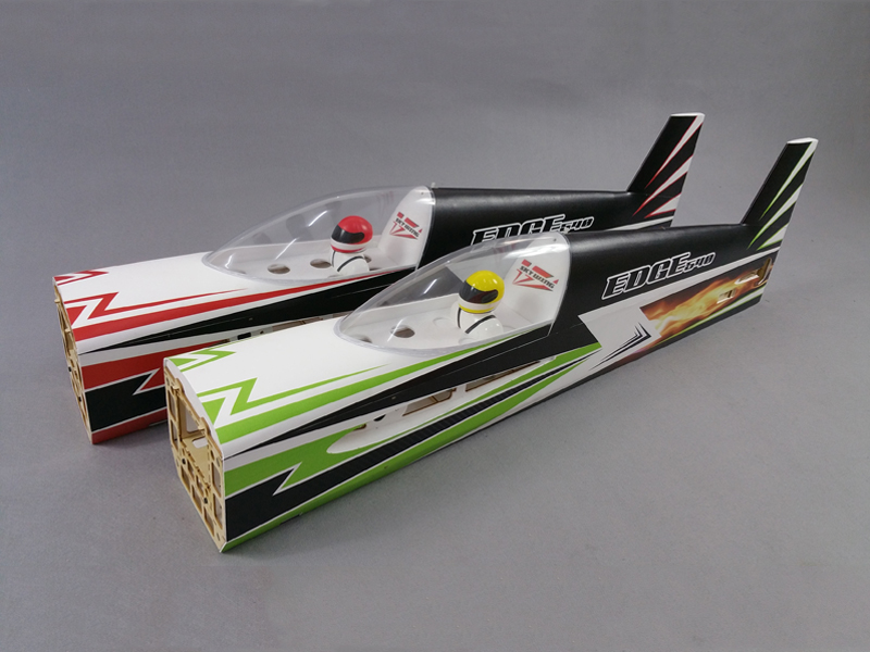 Skywing PP EDGE540 50E 55 Inch 1397mm Wingspan 3D Aerobatic RC Airplane Kit