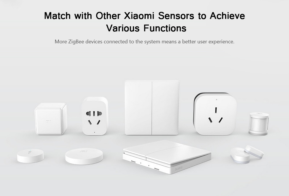 New Arrival Original Xiaomi Aqara Wall Switch ZigBee Version Smart Home Controller