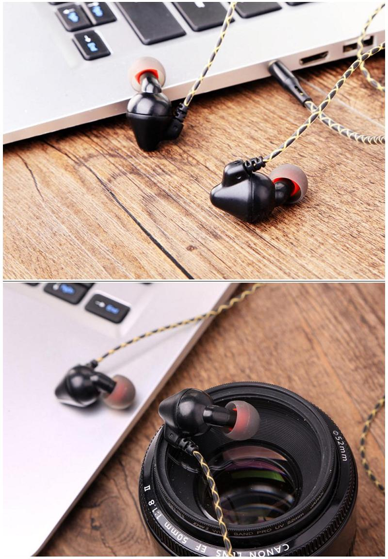 Qkz Qf2 Stereo In Ear Earphone Piston Headset With Mic For Dm7 Brand Name