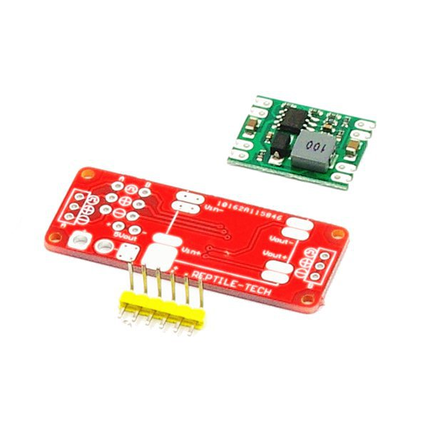 Power Distribution Board PDB & Flight Controller Combo for