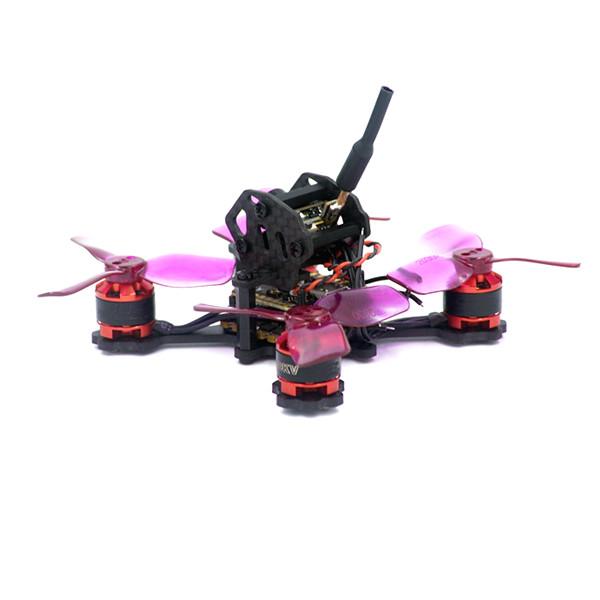 9.5g X2 Eyas 80mm Carbon Fiber Mini Racing Frame Kit  - Photo: 7