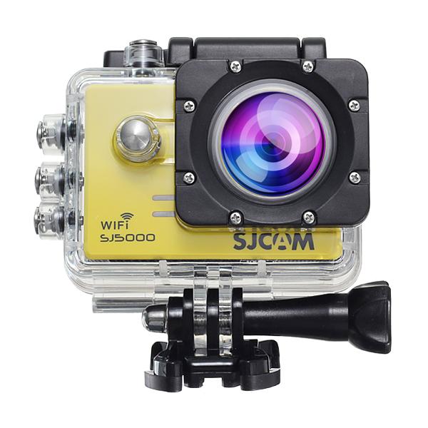 Buy SJCAM SJ5000 WiFi Novatek 96655 Full HD Car Action Sports Camera
