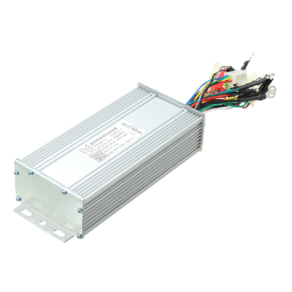 Buy 72V 800W/1000W Dual-mode Brushless Motor Controller for Electric Scooter Bike
