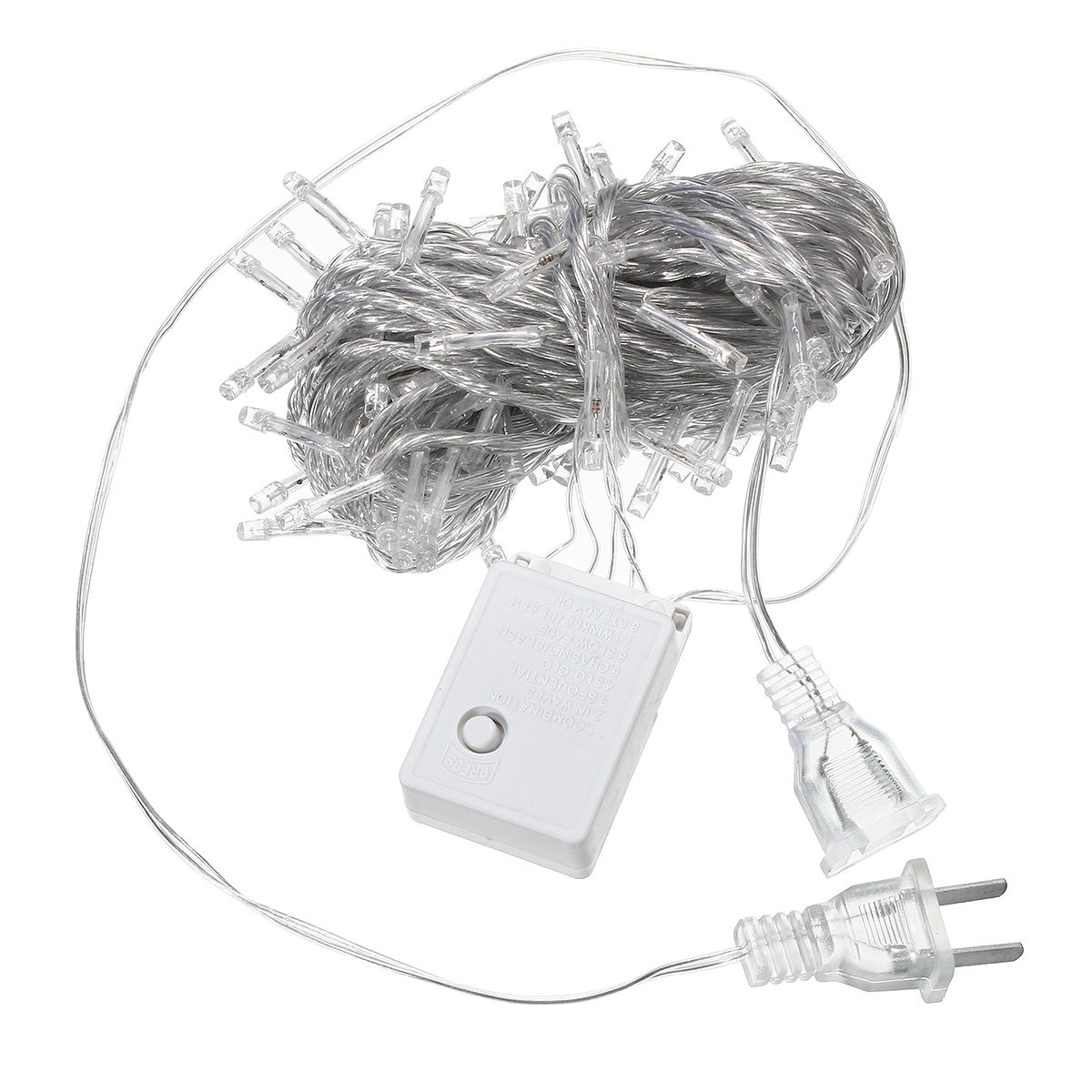 10m 100led fairy string christmas light outdoor waterproof