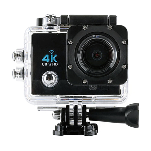 Q3H Sports Action Camera DV Wifi 4K 2.7K 2 Inch Screen 170 Degree Wide Angle Lens