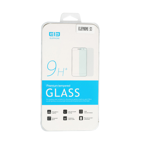 Buy Original 9H Tempered Glass Screen Protector For Elephone S3